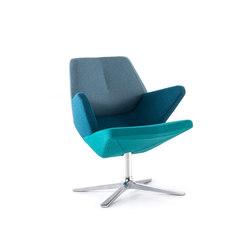 Trifidae easy chair | Poltrone lounge | Prostoria