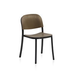 1 Inch Stacking Chair | Sillas | emeco