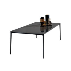 Slim Glass Rectangular | Dining tables | Sovet