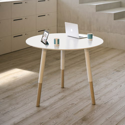 Woods | Contract tables | Fantoni