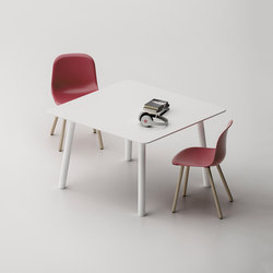 Woods | Tables collectivités | Fantoni