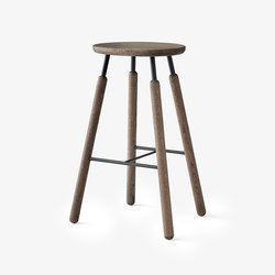 Norm Bar Stool NA7 | Sgabelli bancone | &TRADITION