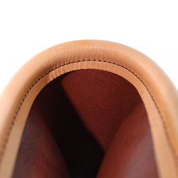 Prflc Liscio | Leather Piping | Natural leather | MD – OXILLA