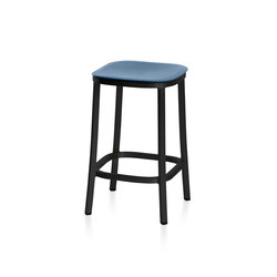1 Inch Counter Stool | Bar stools | emeco