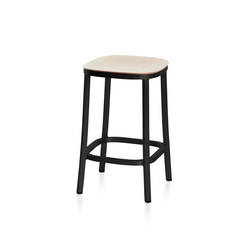 1 Inch Counter Stool | Tabourets de bar | emeco