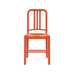 111 Navy® Chair | Sillas para restaurantes | emeco