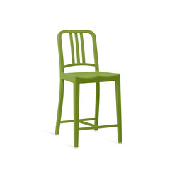 111 Navy® Counter stool | Taburetes de bar | emeco