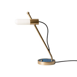 Azzero Desk Lamp | Table lights | Harris & Harris
