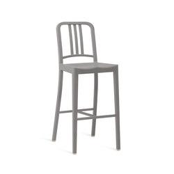 111 Navy® Barstool | Bar stools | emeco
