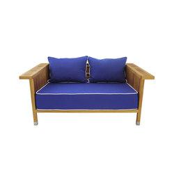 Sentosa 2 Seater Sofa | Gartensofas | Harris & Harris