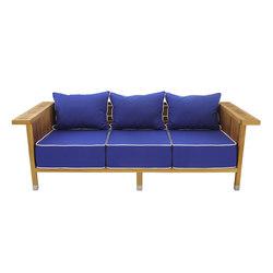 Sentosa 3 Seater Sofa | Sofas | Harris & Harris