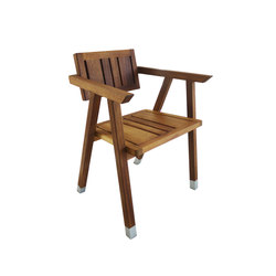 Sentosa Dining Chair | Sillas | Harris & Harris