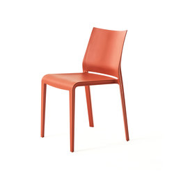 Riga chair | Multipurpose chairs | Desalto