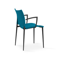 Sand chair with armrests | Visitors chairs / Side chairs | Desalto