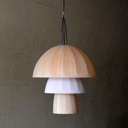 Kurage | Suspended lights | HANDS ON DESIGN