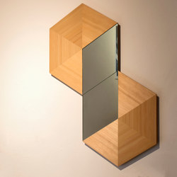 Remix Geometric | Spiegel | HANDS ON DESIGN