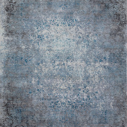 Ancient 2A Charcoal Grey | Rugs | THIBAULT VAN RENNE