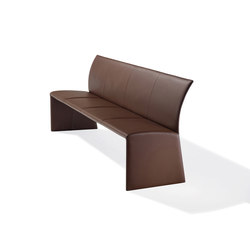 Nobile Bench | 2510 | Bancs | DRAENERT