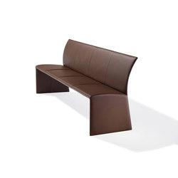 Nobile Bench | 2510 | Benches | Draenert