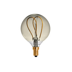 LED Globe 80 Curved golden | Ampoules | Segula