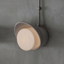 Chapeau! | Wall lights | Toscot
