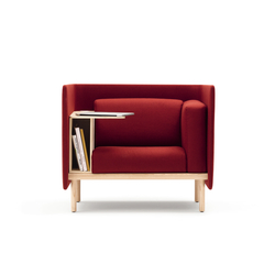 Cor Lab - Floater | Lounge-work seating | COR