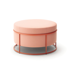 Cor Lab - Drop | Ottomans | COR