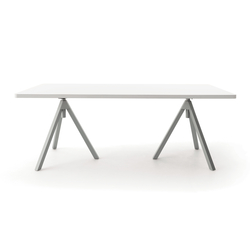 Level table, height-adjustable | Contract tables | COR
