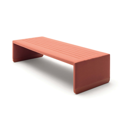 Bridge bench, wide | Benches | COR