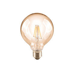 LED Globe 95 golden | Ampoules | Segula