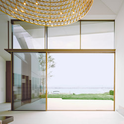 Sky-Frame 3 sliding window | Laminated glass | Sky-Frame