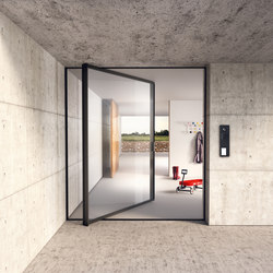 Pivot | Internal doors | Sky-Frame