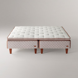 DUX 1001 Bed | Double beds | Dux