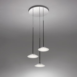 Orsa Cluster 3x21 | General lighting | Artemide