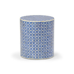Amrita Bone Inlay Side Table | Side tables | Pfeifer Studio