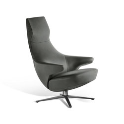Jay Lounge | Armchairs | Poltrona Frau