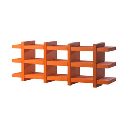 Booky | Shelving | Slide