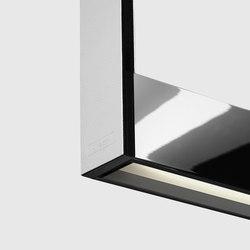 Cadre 1200 linear, chrome | Lampade sospensione | Kreon