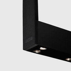 Cadre 1200 spot, black | Suspended lights | Kreon