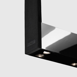 Cadre 1200 spot, chrome | Pendant strip lights | Kreon