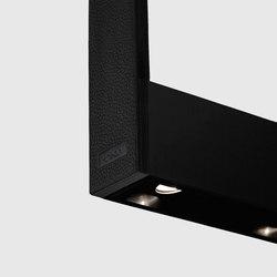 Cadre 1500 spot, black | Suspended lights | Kreon