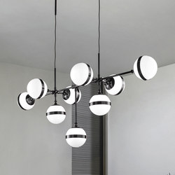 Peggy SP 9 | Suspended lights | Vistosi