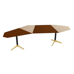 Zen Table | Mesas comedor | Gallotti&Radice