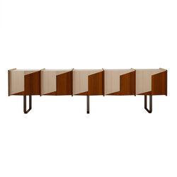 Diedro Storage Unit | Sideboards / Kommoden | Gallotti&Radice