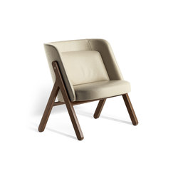 Ren Armchair | Lounge chairs | Poltrona Frau