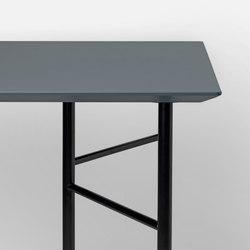 Mingle Table Top - Dusty Blue Linoleum - 135 cm | Tableros para mesas | ferm LIVING