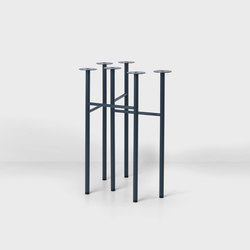 Mingle Trestles W48 - Dk Blue (Set of 2) | Trestles | ferm LIVING