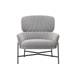 Caristo Low Back Armchair | Lounge chairs | SP01