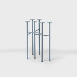 Mingle Trestles W48 - Du Blue (Set of 2) | Trestles | ferm LIVING