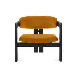 0417 Armchair | Lounge chairs | Gallotti&Radice